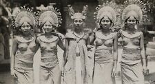 NUBILE VIRGIN PRINCESSES OF BALI - VINTAGE TRAVEL FILM COLLECTION - WOW!!