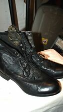 Womens J Chisholm Packer Logger Western Boots 9M