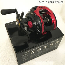 Daiwa Tatula CT TYPE R Baitcast Fishing Reel 100HL LEFT hand 6.3:1 TACT-R100HL