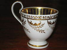HIGH REGENCY PERIOD PROBABLY RIDGWAY COFFEE CUP CAN C 1820S