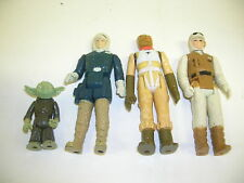 VINTAGE STAR WARS FIGURES FROM 1980 ALL FOR ONE MONEY.....MAKE OFFERS!!!