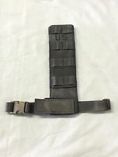 MOLLE DROP LEG EXTENDER TACTICAL KNIFE GUN HOLSTER IFAK THIGH RIG MARITIME GRAY
