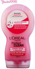 LOREAL L'OREAL Perfect Clean + Clean Pod PINK FOAMING CREAM