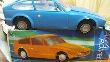 ALFA ROMEO 1300 TOY CAR FRICTION  M 1:20 PIKO MECHANIK JUNIOR ZAGATO GDR GERMANY