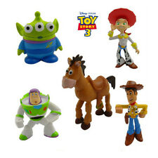 5PCS Disney Toy Story mini figures cake topper