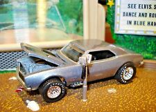 100% HOT WHEELS 1967 CHEVROLET CAMARO LIMITED EDITION CAR 1/64