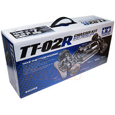 Tamiya 1:10 TT02R Chassis Kit 4WD EP RC Cars Touring On Road #47326