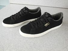 BARELY USED MENS SIZE 7.5 PUMA COURT STAR VULC CITI SERIES LO BASKETBALL SHOES
