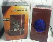 Homedics Rain Forest Water Lighted Fountain EnviraScape - GREAT for Sleep!