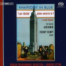 Rhapsody In Blue - G. Gershwin (2012, SACD NEU) Sacd/Kempf (PNO)