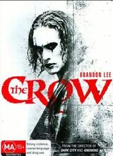 The Crow DVD BRAND NEW SEALED TOP 1000 MOVIE BEST ACTION THRILLER Brandon Lee R4