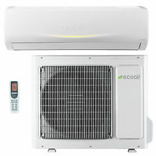 Ecoair Inverter Split Air Conditioner Conditioning 9000 BTU Heat & Cool Z Series