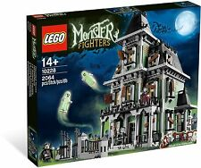 LEGO 10228 Haunted House Monster Fighters New! Sealed Free Shipping!