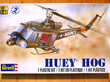 Revell Monogram 1:48 Huey Hog Helicopter Model Kit