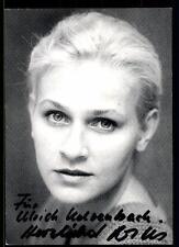 Petra Kleinert Autogrammkarte Original Signiert # BC 49144