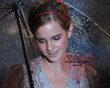 EMMA WATSON, Harry Potter Movie Star,  8X10 PHOTO PICTURE HOT SEXY CANDID ew9