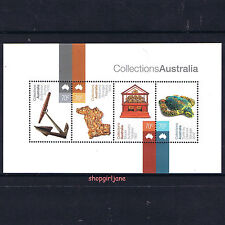 2015 - Collections Australia minisheet - MNH