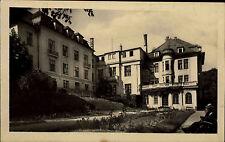 Teplice Teplitz Tschechien Česká Böhmen AK ~1950/60 nad Bečvou Sanatorium Klinik