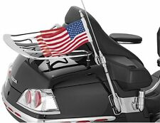 Kuryakyn 4233 Antenna Flag Mount Honda GL1800 Gold Wing 2001-2015