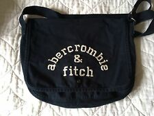 Abercrombie And Fitch Canvas Shoulder Bag