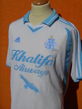 OM Jersey Maillot Camiseta Maglia Home Adidas Vintage 2001 2002 Marseille France