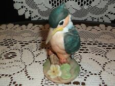 Kingfisher by Andrea #6350  (C) 1985 Porcelain