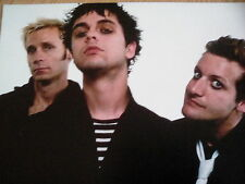Green Day  A4 Size Page From Kerrang Calendar to frame?