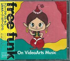 va Free Funk on VideoArts Music Japan CD w/obi Jamaaladeen Tacuma VACA-2014