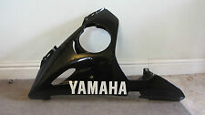 Yamaha R6 Left Lower Belly Pan Fairing Panel 2003 2004 2005 03 04 05