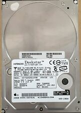 ➔ Hard drive: Apple Hitachi 250Gb Deskstar 7200 PATA HDS722525VLAT80 655-1302A