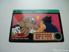 Carte originale Dragon Ball Z Carddass DP N°73 - 719 / Version Française
