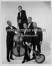"The Ink Spots 10"" x 8"" Photograph no 1"