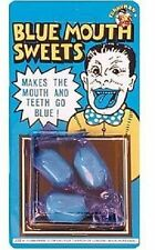 Blue Mouth Sweets Classic Practical Revenge Joke Novelty Party Trick Gag