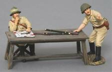 THOMAS GUNN WW2 PACIFIC RS039B JAPANESE COMMAND SET KHAKI UNIFORMS MIB