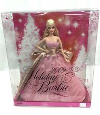 Mattel Barbie Collector 2009 Holiday Barbie 50th Anniversary New