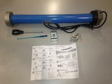 Roller Shutter Door Tube Motor, remote control and 2no fobs. Package deal 100nm