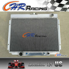 3 ROW ALUMINUM RADIATOR FOR 67-70 Ford Mustang Fairlane Mercury Cougar 68 69