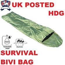 HIGHLANDER KESTREL BIVI BAG SURVIVAL TENT SHELTER ARMY WATERPROOF BREATHABLE