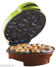 Electric 7-piece mini Pretzel Maker Cookie