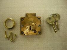 Union Cylinder Cut Drawer Lock J4003_PL
