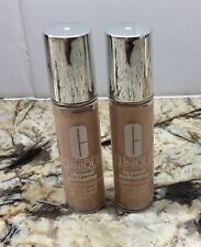 CLINIQUE Beyond Perfecting Foundation+Concealer-02 Alabaster-Lot/2-GWP-BRAND NEW