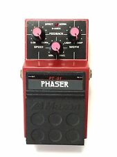 Maxon PT-01, Phaser, Made In Japan, 1980's, Guitar Effect Pedal