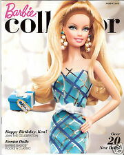 Barbie Collector Doll Catalog Spring 2011 Happy Birthday Ken