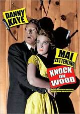 KNOCK ON WOOD (Danny Kaye) - DVD - Region 1