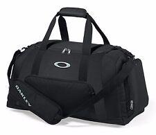 """Oakley Gym to Street 55L Black Duffel Bag / Oakley 23"""" Duffel GYM Bag - New"""