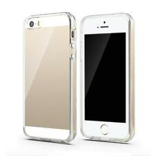 Transparent ULTRA THIN Slim 0.3mm Clear Rubber Soft TPU Cover Case For iphone SE