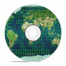 COMPLETE WORLD SCENERY 3 DVD SET 4 FLIGHTGEAR SIMULATOR, FLY AROUND THE WORLD