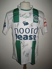 FC Groningen MATCH WORN Holland football shirt soccer jersey voetbal size M