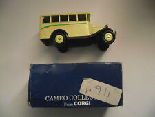 CORGI CAMEO COLLECTION /BEDFORD BUS/ EASTERN NATIONAL LIVERY