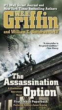 The Assassination Option by WEB Griffin and Butterworth IV 2015 Paperback